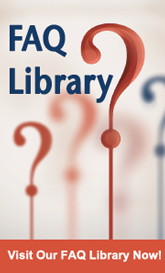 Visit Our FAQ Library Now